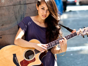 Kina Grannis Live@YouTube Space Tokyo