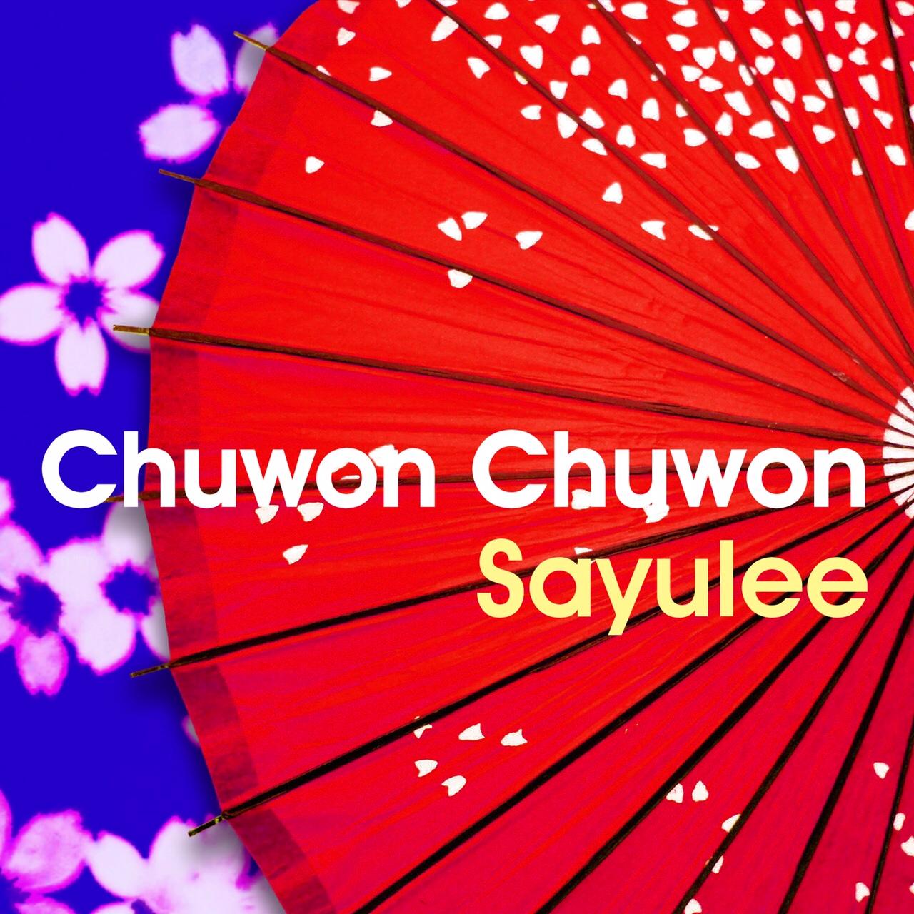 Chuwon Chuwon on iTunes NOW