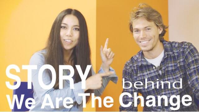 "Your Song #9 STORY ""We Are The Change"""