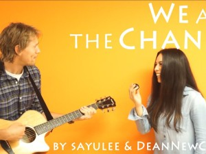 "Your Song #9 ""We Are The Change"""
