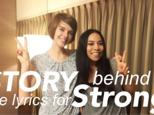 "Your Song #11 STORY ""Strong"""