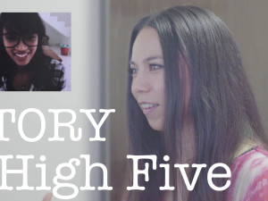 "Your Song #12 STORY ""High Five"""